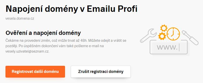 E-mailové dotazy